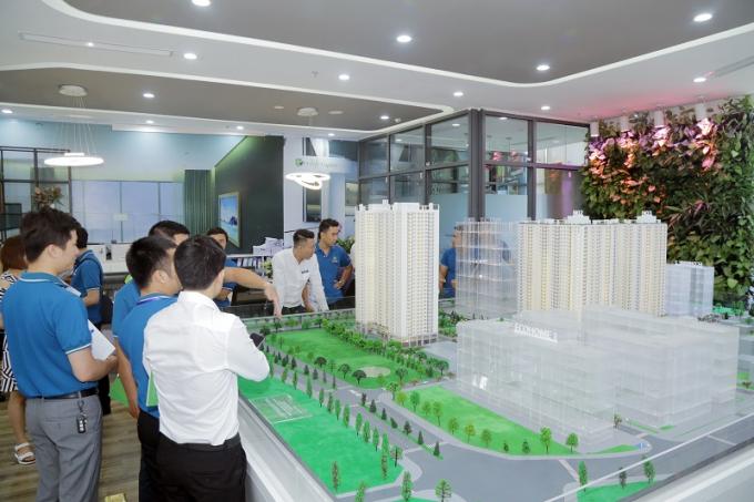 Đại diện các sàn bất động sản đánh giá EcoHome 3 là dự án tốt nhất trong phân khúc giá bình dân tại thủ đô Hà Nội.