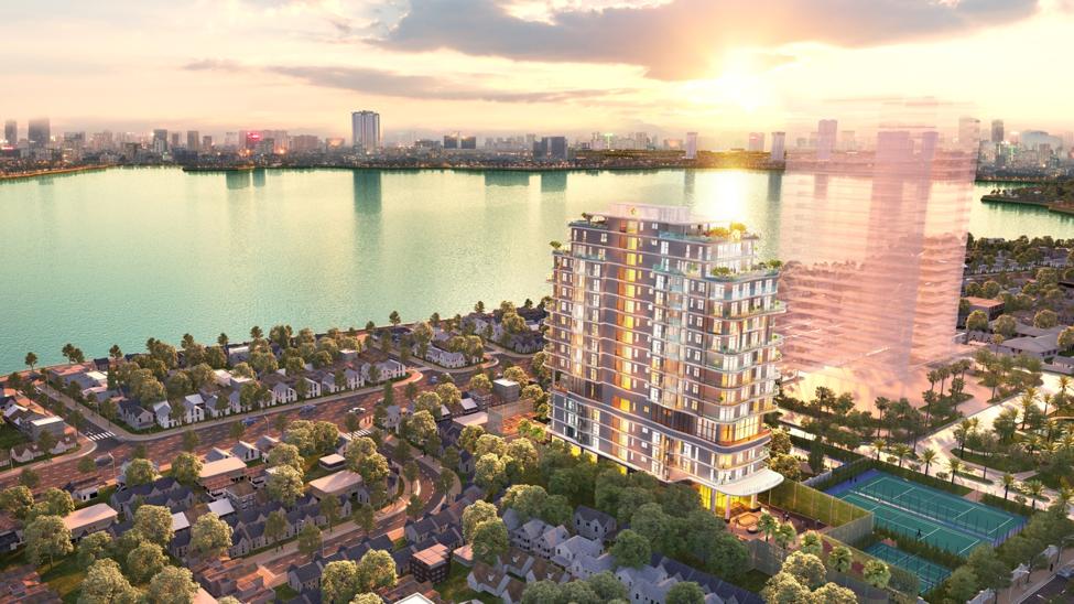 Five Star West Lake xuất sắc giành giải thưởng Thiết kế kiến trúc chung cư cao cấp tốt nhất tại PropertyGuru Vietnam Property Awards 2019