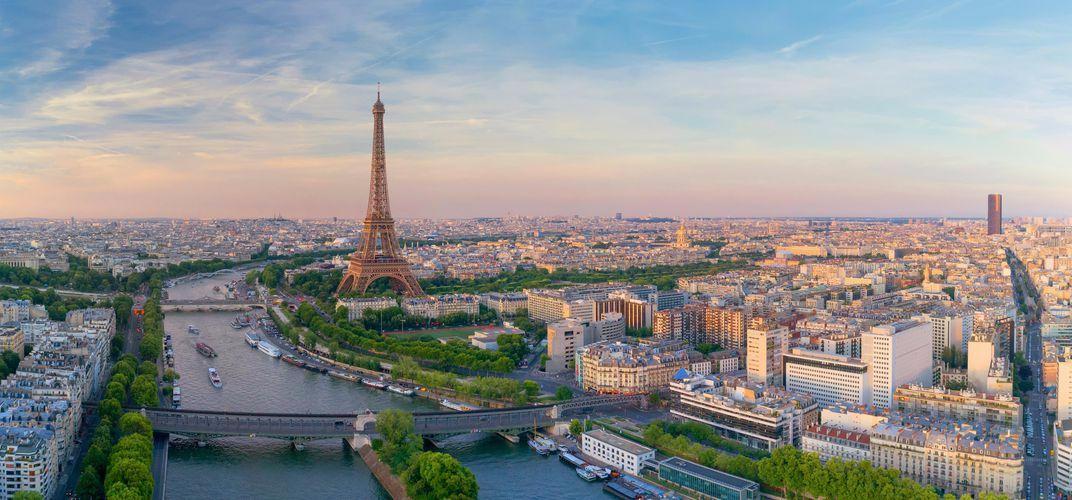 Paris – Kinh đô ánh sáng bên dòng sông Seine