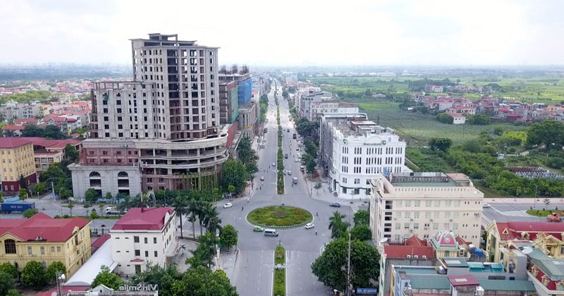 Từ Sơn là điểm sáng của thị trường bất động sản Bắc Ninh