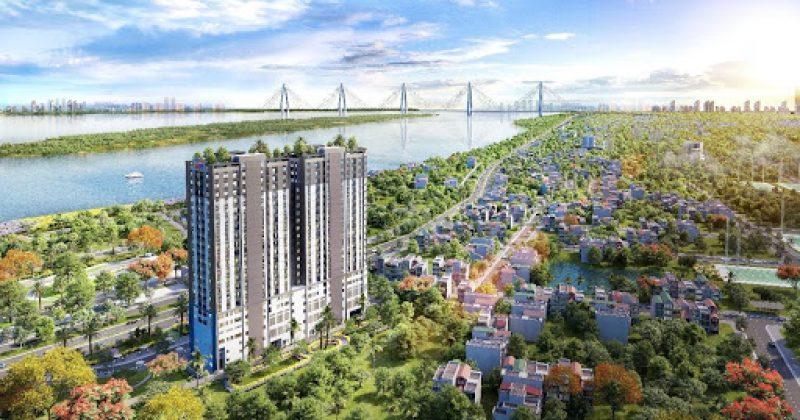 """Chung cư Tây Hồ Riverview – dự án """"độc nhất vô nhị"""" bên thềm Hồ Tây"""