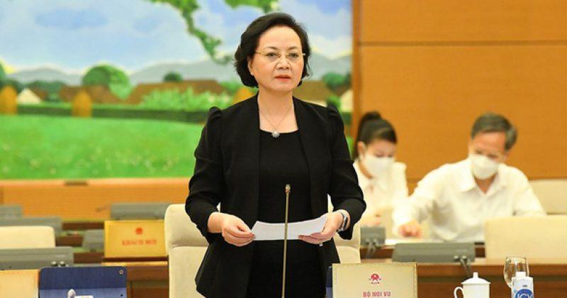 Đồng ý thành lập thành phố Từ Sơn